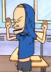 Beavis is Cornholio is Corntrollio